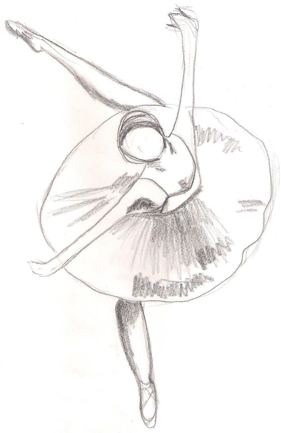 900x1385 Wonderful How To Draw A Dancer 35