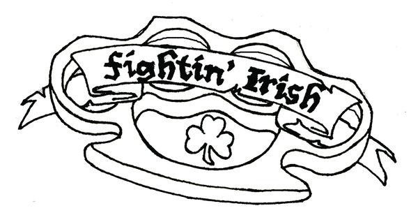 600x318 Irish Brass Knuckles By Jared13
