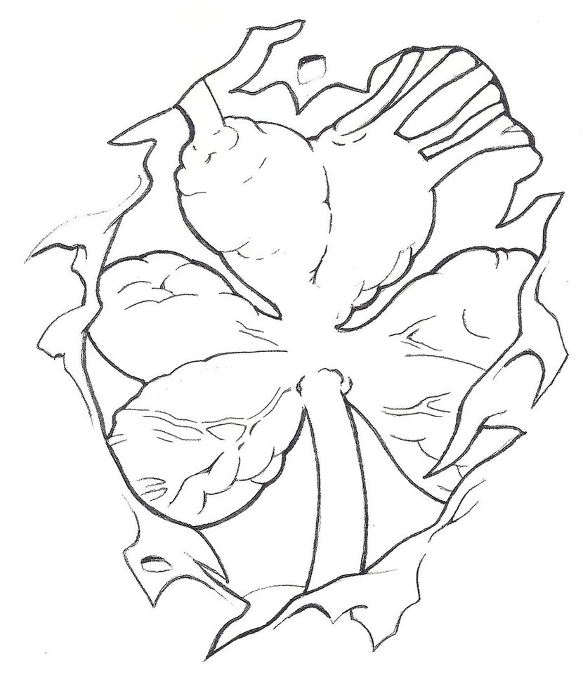 830x961 Irish Heart By Armorcastmatt
