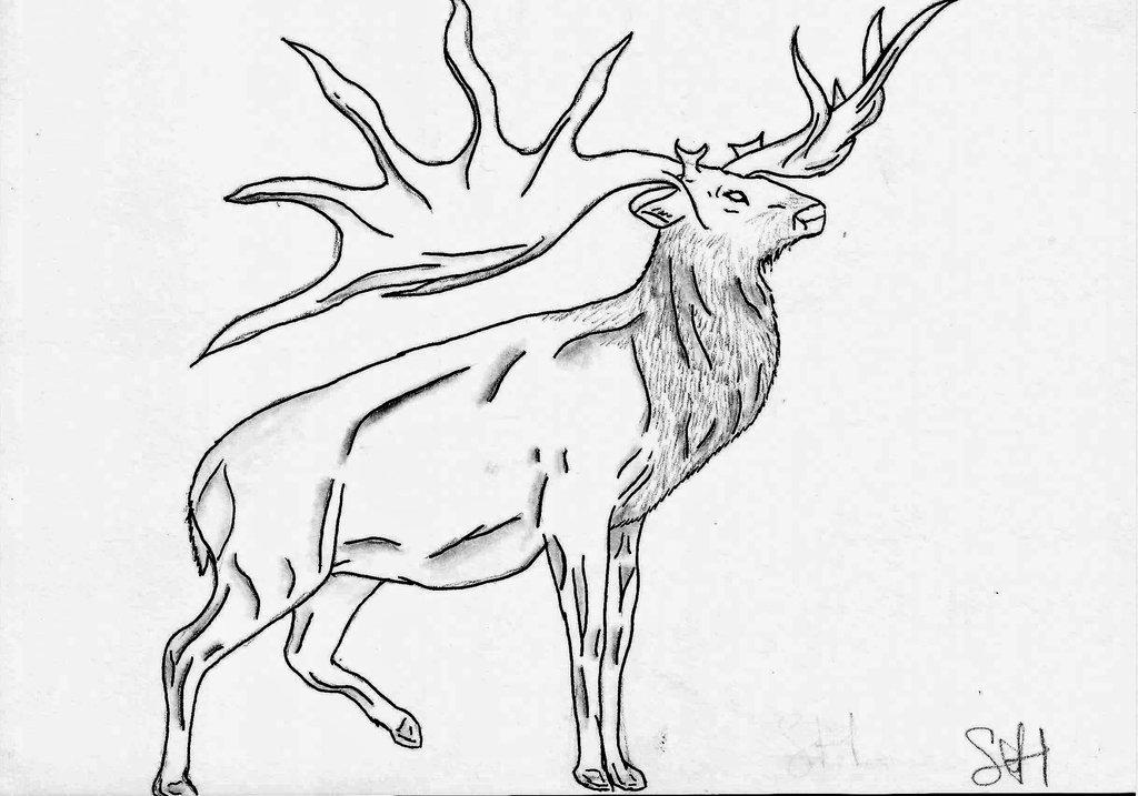 1024x717 Pride Killed The Irish Elk By Iwannabeboothy