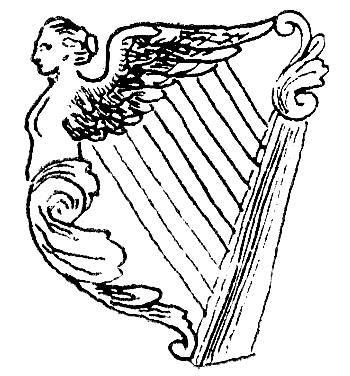 350x376 The Irish Harp, Ireland's Coat Of Arms I Like It
