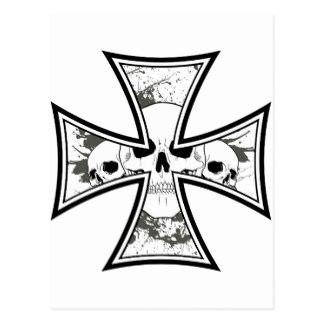 324x324 Iron Cross Postcards Zazzle