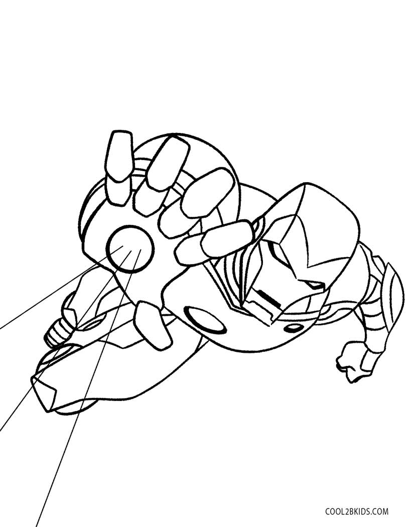 829x1050 Free Printable Iron Man Coloring Pages For Kids Cool2bkids