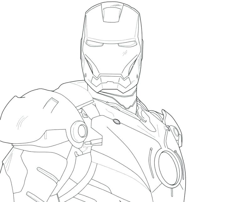791x645 Ideal Iron Man Coloring Pages Kids Coloring Pages