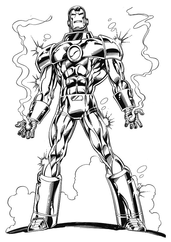 595x842 Iron Man