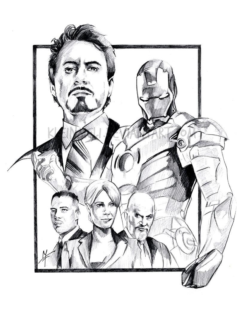816x1048 Iron Man