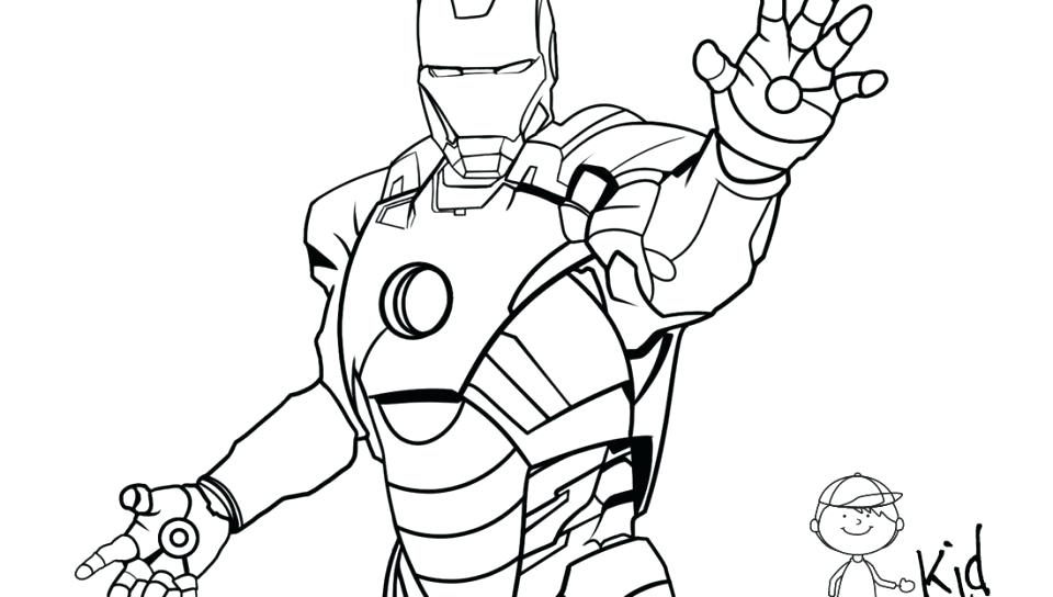960x544 Iron Man 2 Coloring Pages To Print Affan
