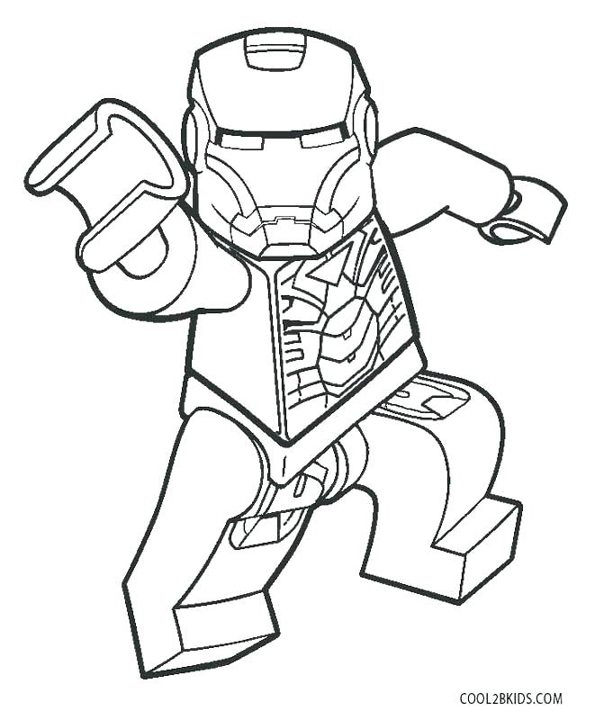 Iron Man Cartoon Drawing at GetDrawings