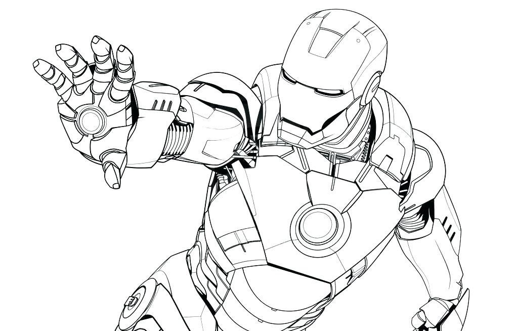 Iron Man Drawing Easy At Getdrawings Com Free For Personal