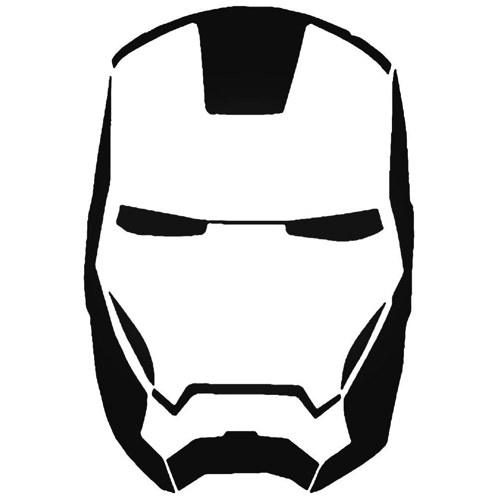 1000x1000 Avengers Iron Man Arc Reactor Decal Sticker