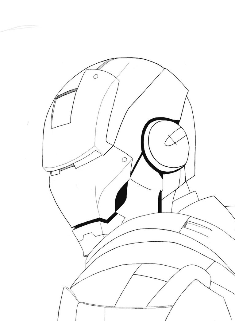 766x1044 Iron Man