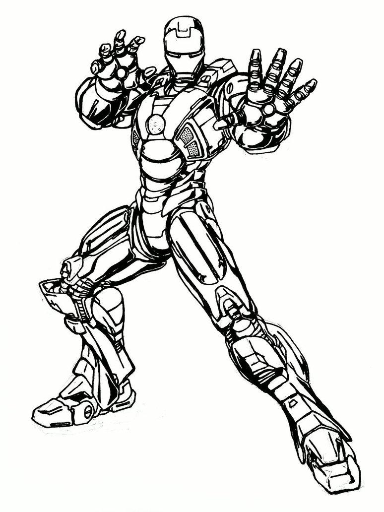774x1032 Iron Man Wip By Hopeyouguessedmyname