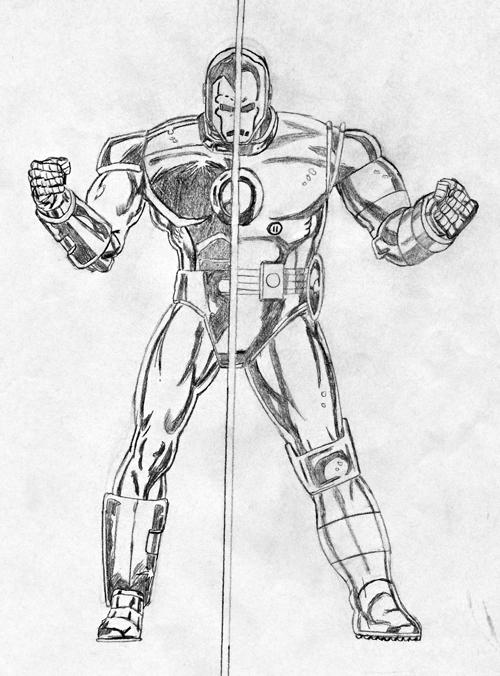 500x676 Iron Man