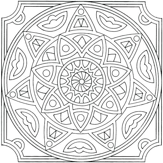 530x530 Islamic Art Coloring Pages Plus Free Islamic Art Coloring Pages