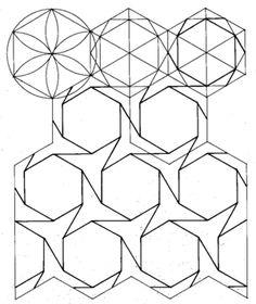 236x280 Pattern 5 School Of Islamic Geometric Design Geometrija