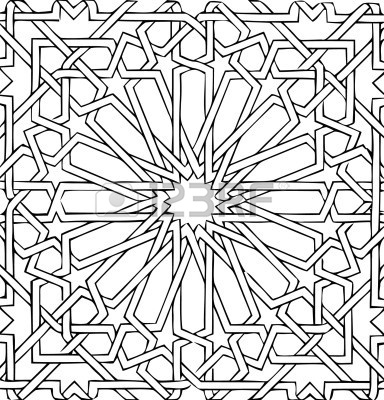 384x400 Islamic Art Drawing Amp Painting Islamic Art