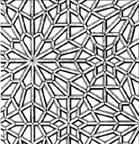 200x206 Countries And Regions Pattern In Islamic Art