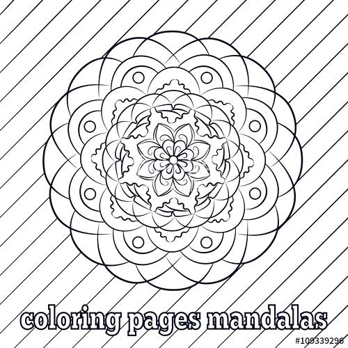 500x500 Islamic Art Coloring Pages Coloring Pages For Adults And Older