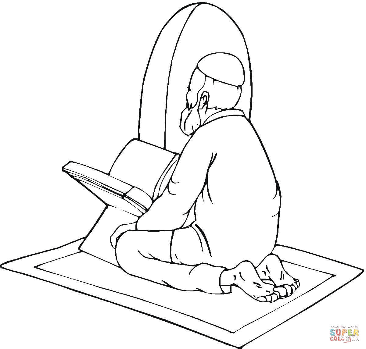 1200x1145 Islam Coloring Pages Free Coloring Pages