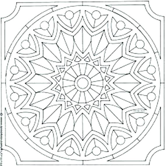 570x570 Islamic Coloring Book Together With Design Colouring Page 2 42