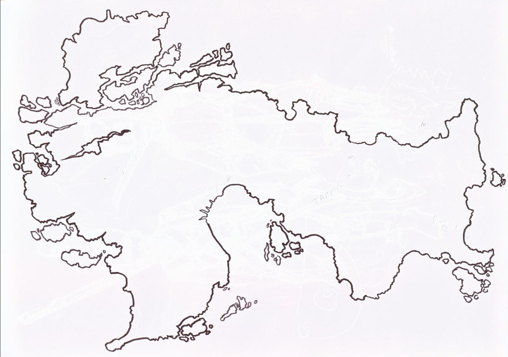 Island Map Drawing at GetDrawings com | Free for personal use Island