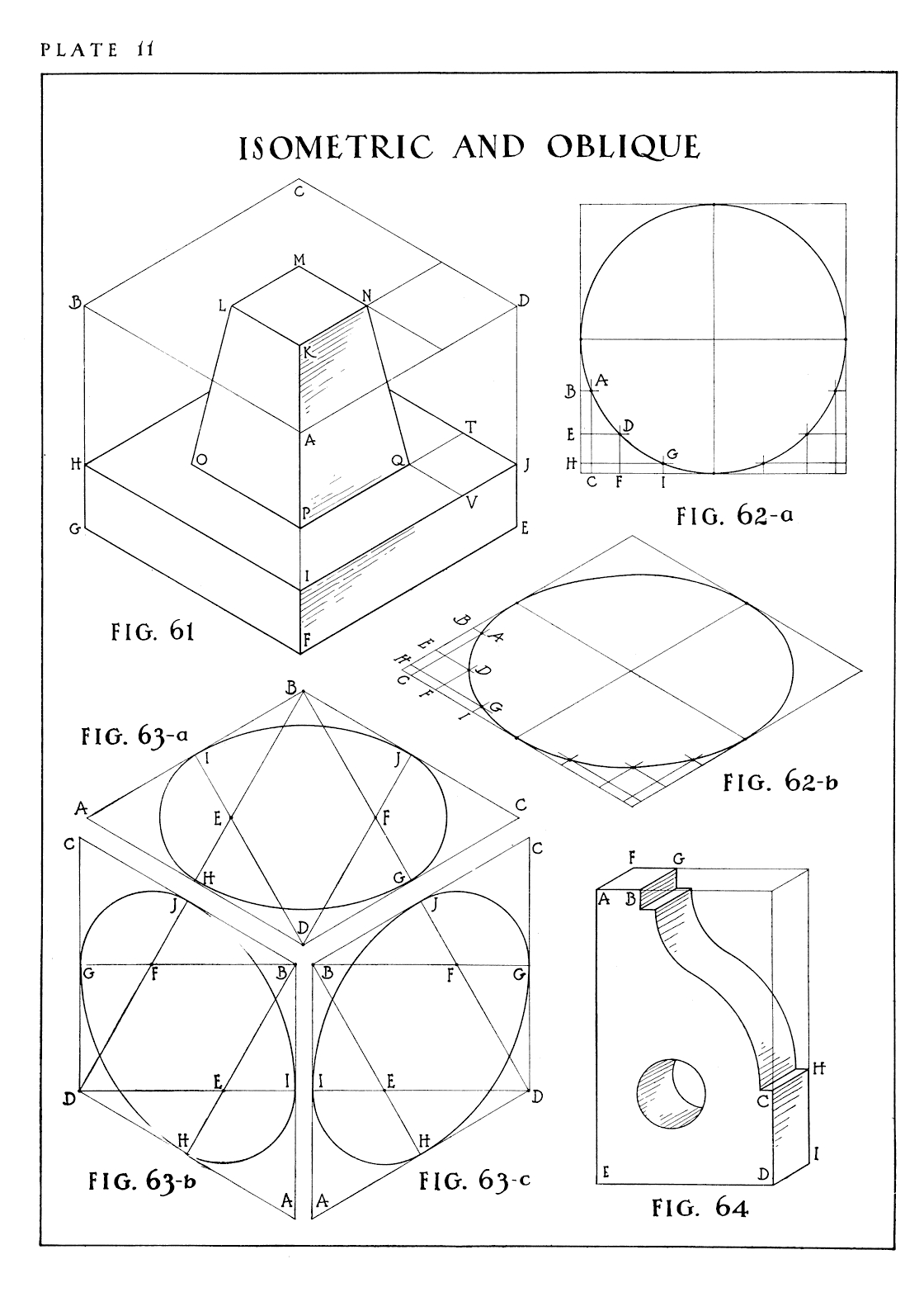 1120x1571 Drawing An Isometric Circle How To Draw Circles In A (Top Plane