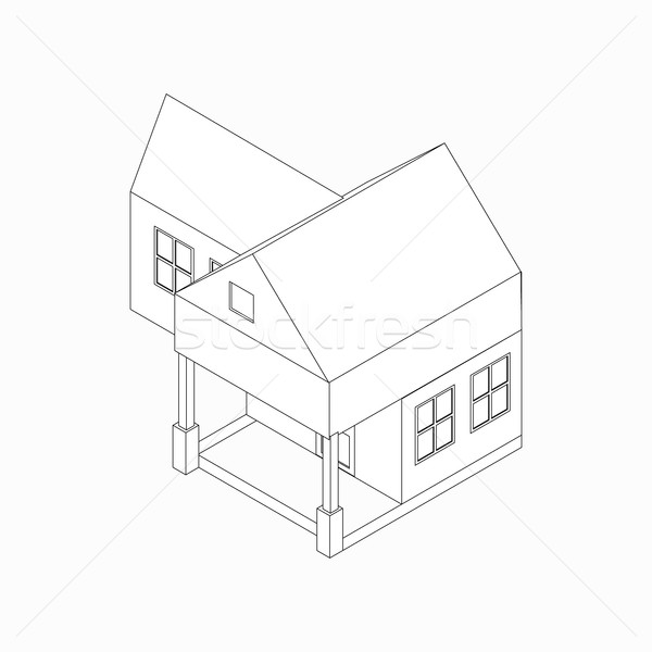 600x600 English Cottage Stock Vectors, Illustrations And Cliparts Stockfresh