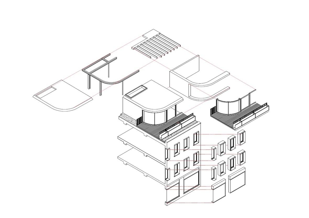 1180x832 Roz Barr Reveals West London Office To Resi Scheme Building