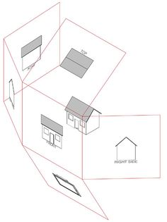 236x315 Orthographic And Isometric Orthographic Drawing