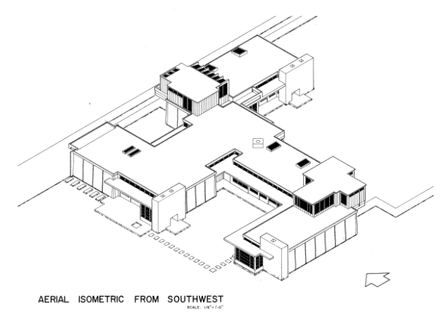 627x450 Aerial Isometric From Southwest Architecture Is Everything