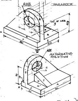 264x342 Technical Drawing Paper 1, Mayjune 2010