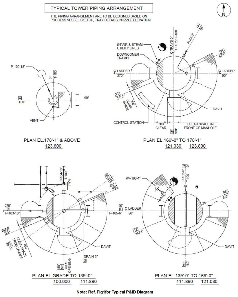 piping layout drawings pictures isometric pipe drawing at getdrawings.com | free for ... #11