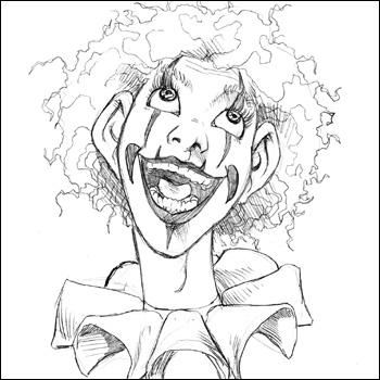 350x350 Happy Clown By Ingramworks