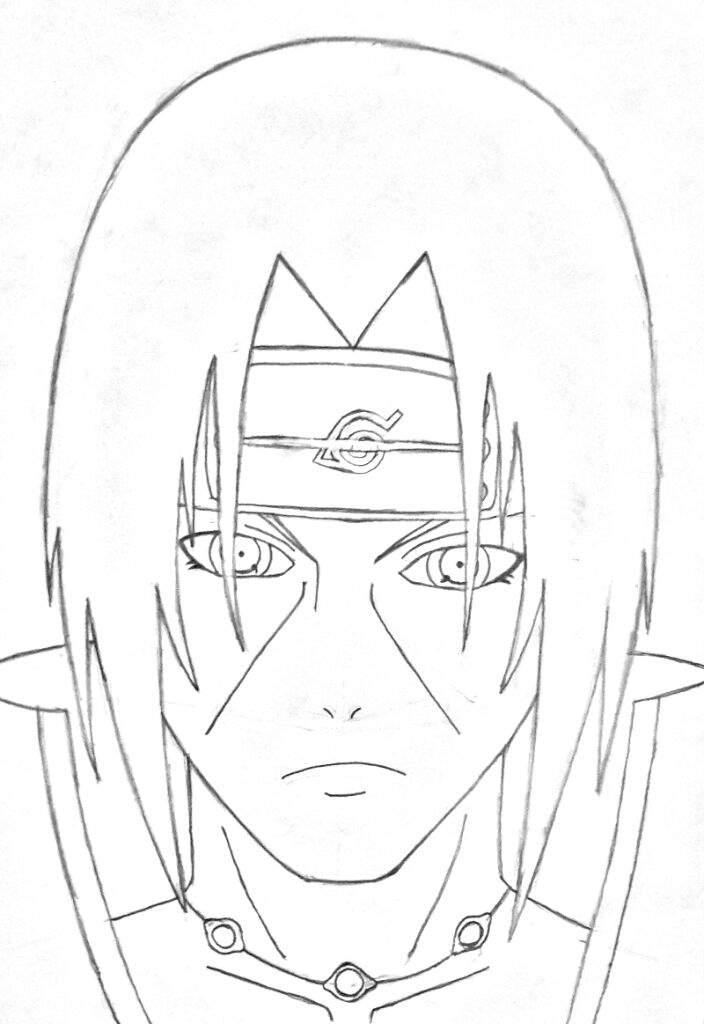 704x1024 Uchiha Itachi Drawing Anime Amino