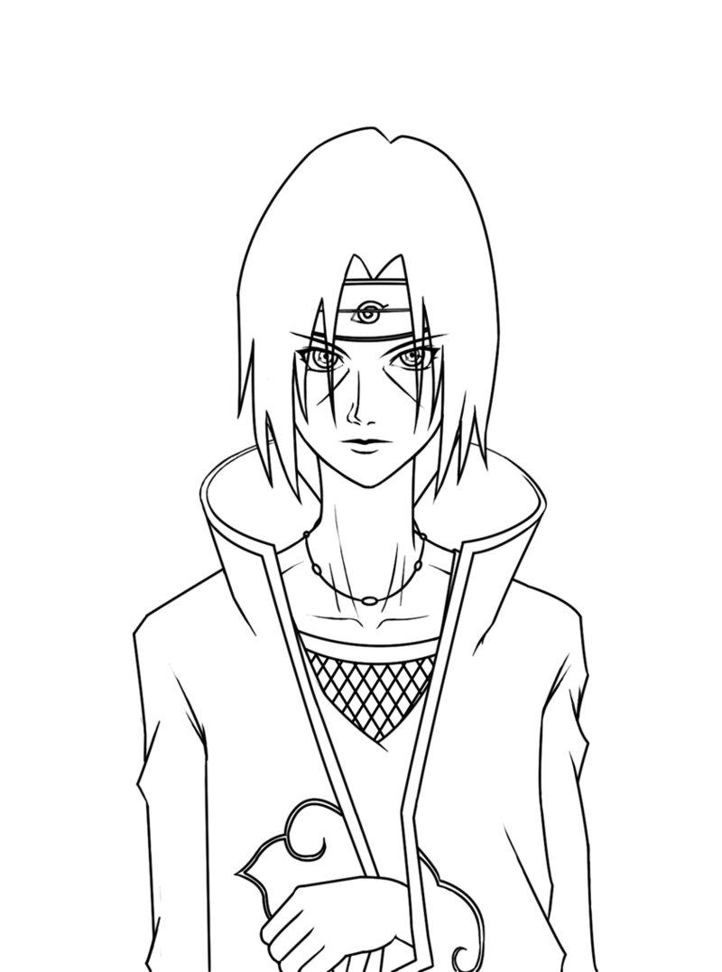 800x1077 Uchiha Itachi Drawing By Masmasmas555