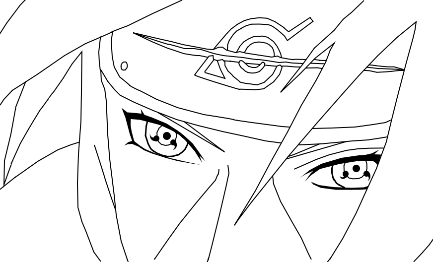 Itachi Uchiha Drawing at GetDrawingscom Free for personal use
