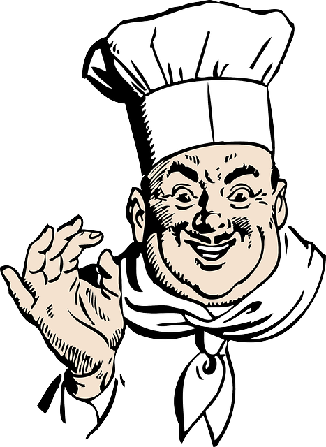 467x640 Chef Who Died Joke