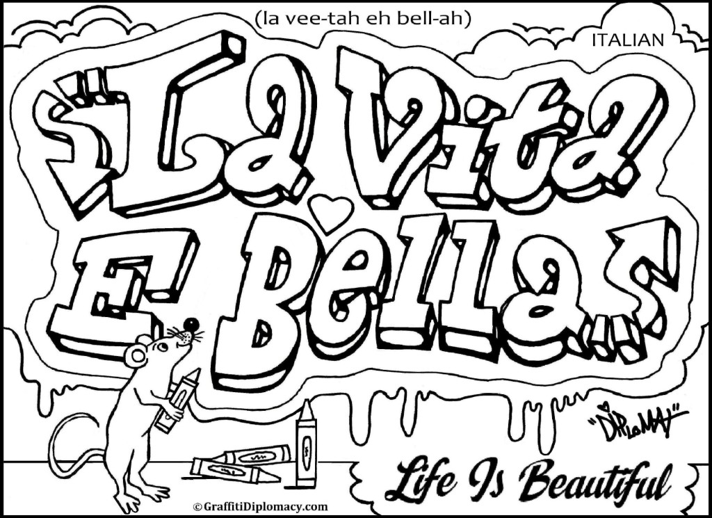 1024x745 Italian Flag Coloring Page Fabulous Other Popular Pages