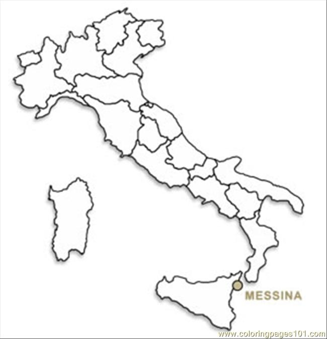 650x673 Italian Coloring Pages Sheets For Italy 26