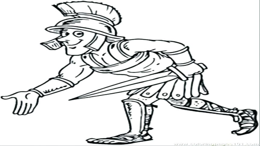 863x485 Italian Flag Coloring Page Download Pages Roman Soldi On Fountain