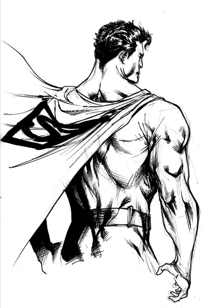 741x1077 Superman Man Of Steel Movie