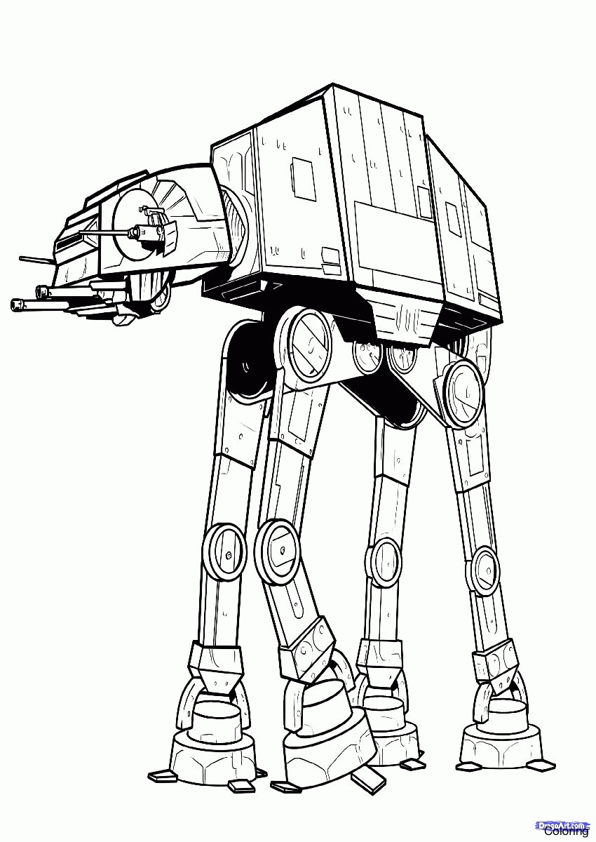 850x1200 Fancy Star Wars Coloring Pages 98 With Additional For Kids Color