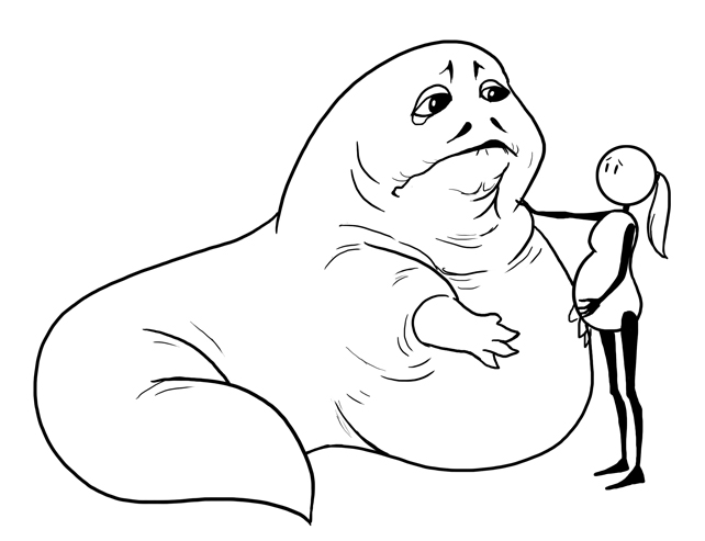 642x493 Things Only A Pregnant Woman Would Understand How Jabba The Hutt