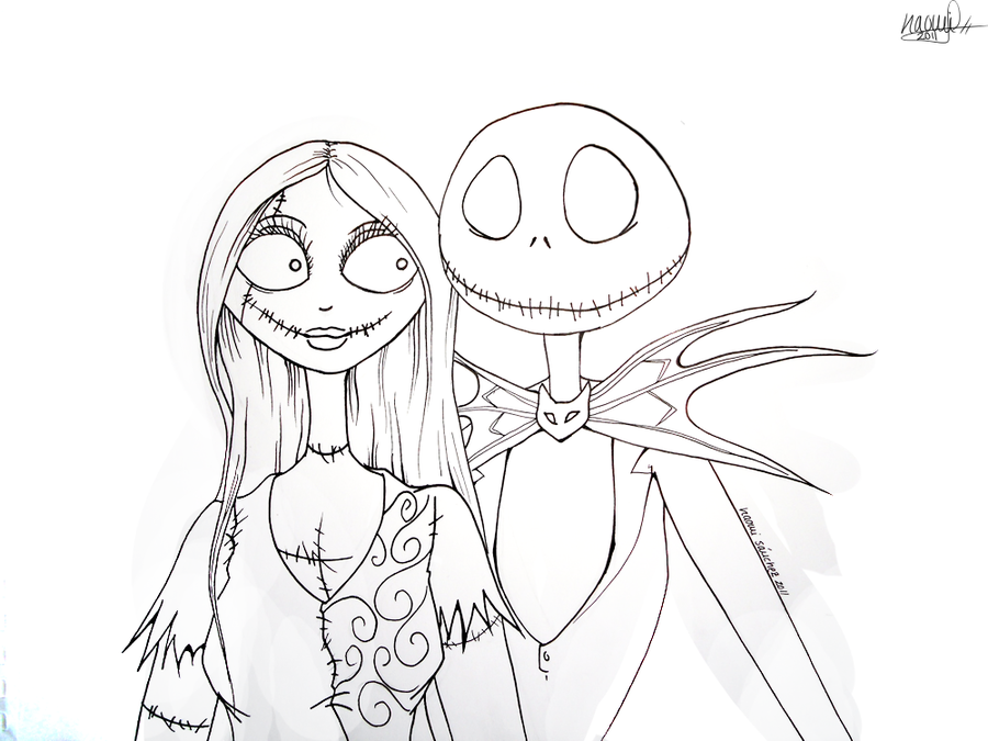 900x675 Elegant Jack Skellington Coloring Pages 66 In Picture Coloring
