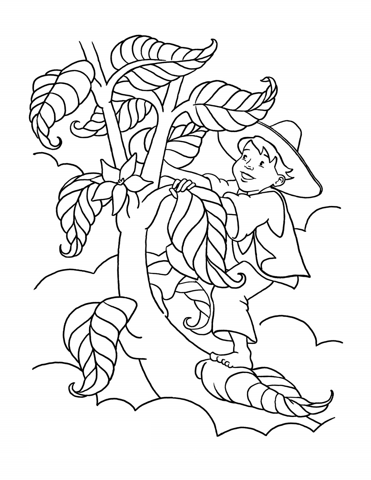 1200x1552 Jack And The Beanstalk Worksheets Free Kiddo Shelter