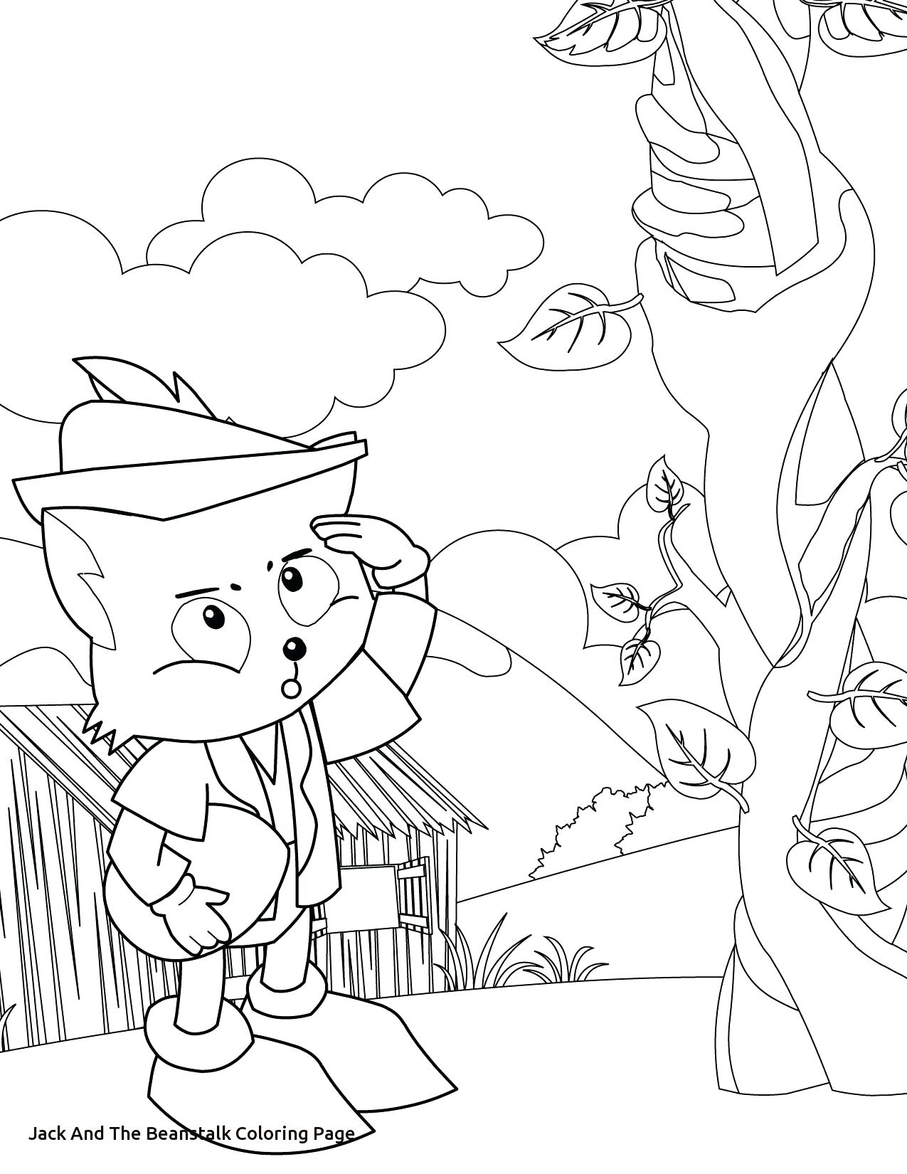 1275x1650 Coloring Jack And The Beanstalk Coloring Pages