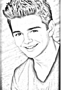 214x317 Jack Griffo Drawing. Get Yours Free!