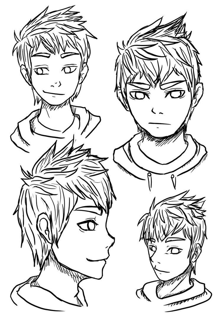 752x1063 Jack Frost Sketch By Tatsuhasakuraba