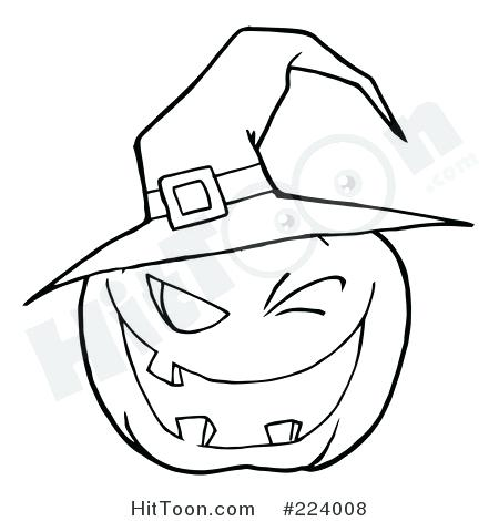 450x470 Coloring Jack O Lantern Coloring Page Outline Of A Toothy Pumpkin
