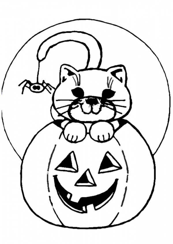 Jack O Lanterns Drawing at GetDrawings | Free download